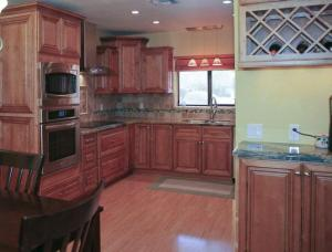 Green Kitchen Remodeling