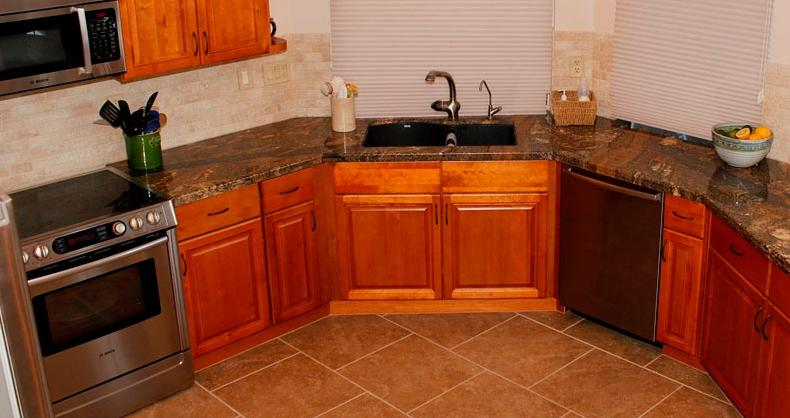 Types Of Kitchen Countertops Kitchen Types Of