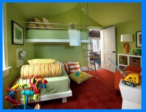 Boys Bedroom Colors