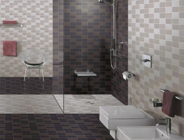 Tiles versus painting interior design questions for Bathroom design questions