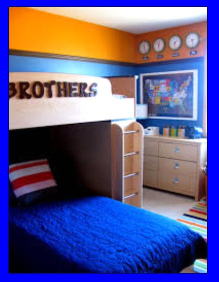 Colors For Boys Interior Design Questions