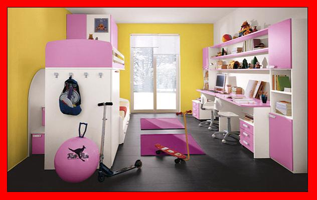 Interior Colors for Girls