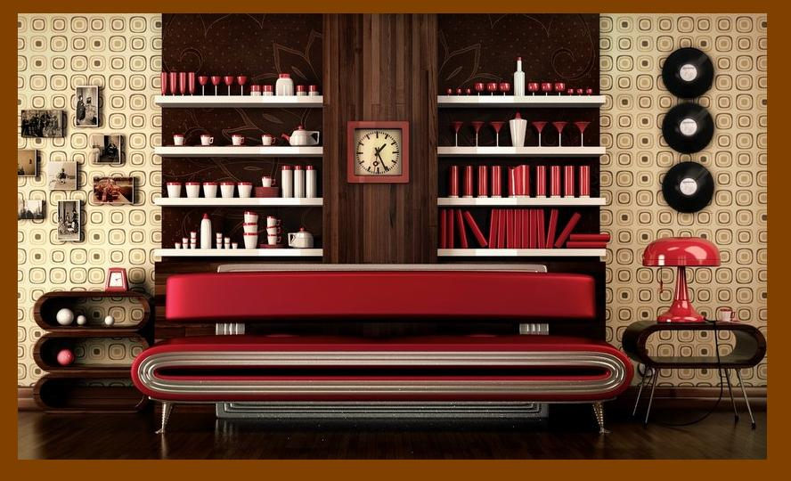 Retro Interior Design Gorgeous Retro Interior Design  Interior Design Questions