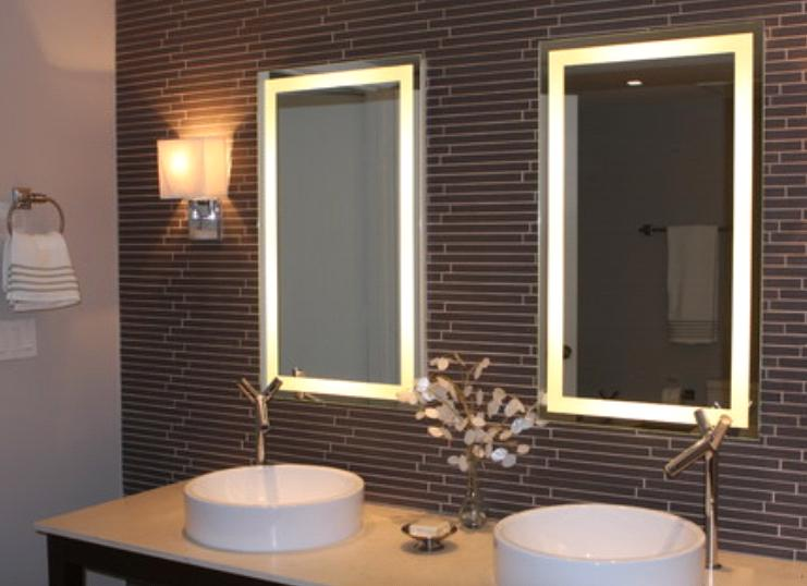 Types of Bathroom Mirrors