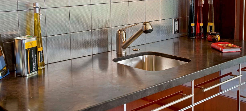 Trends in Kitchen Countertop Design Kitchen sink