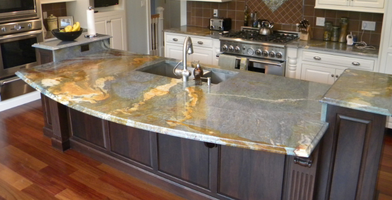 Trends in Kitchen Countertop Design