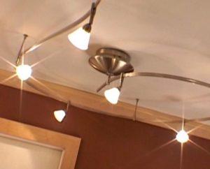 Trends in Bathroom Lighting track lighting