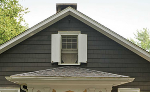 Exterior Paint Color Trends black
