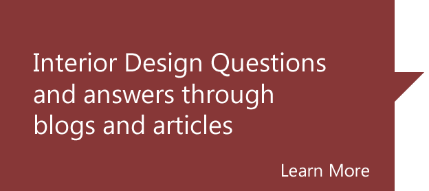 Interior Design Questions, Answers And Tips