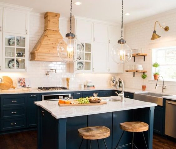 Custom Kitchen Designs That Are A Must