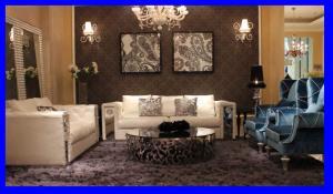 Post-Modern Living Room Design
