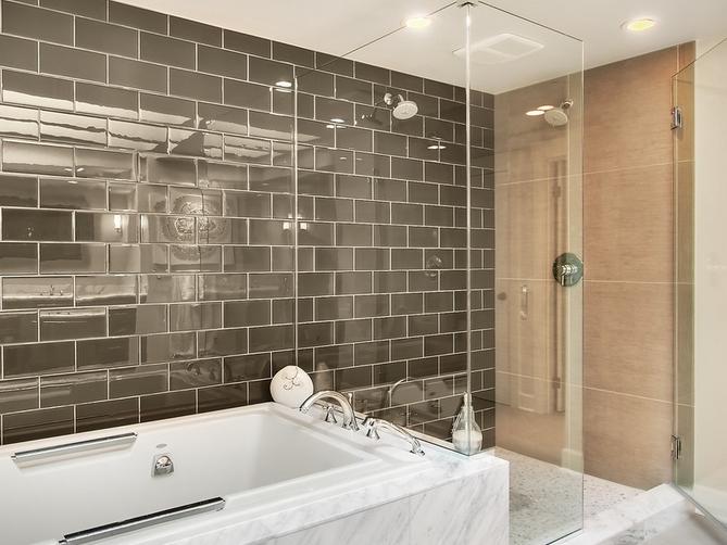 Bathroom Tile Design Trends Subway