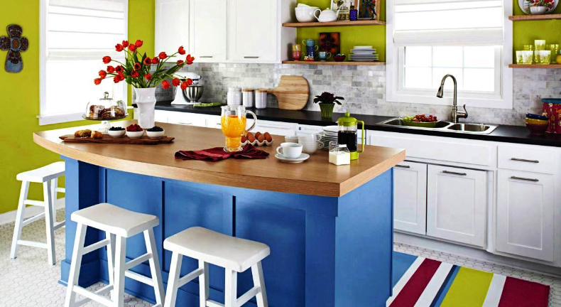 Top Kitchen Paint Colors for 2017