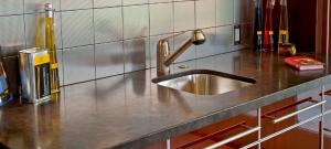 Trends in Kitchen Countertop Design Kitchen sink