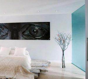 Accent Colors in Interior Design bedroom
