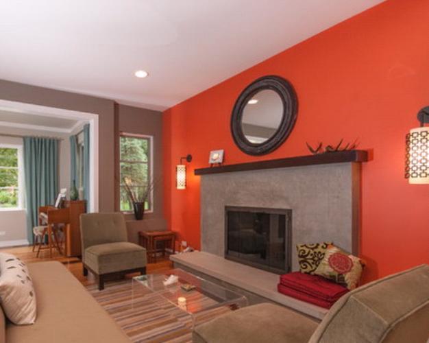 Accent Colors in Interior Design