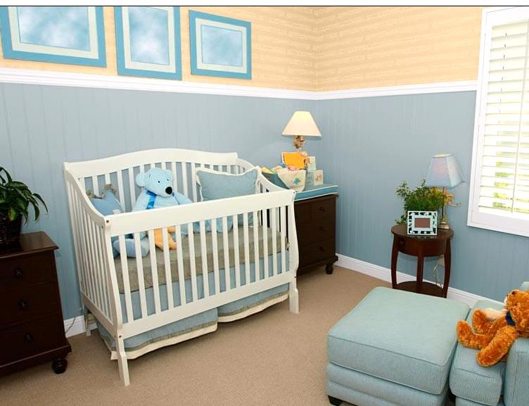 Paint Color for The Nursery