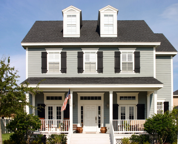 Exterior Paint Color Trends for 2017