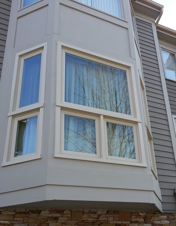 Kelemer bay window