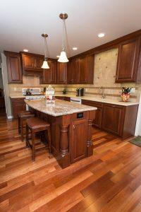 houghton kitchen remodel