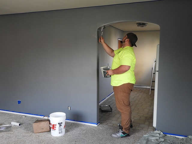 interior house painter